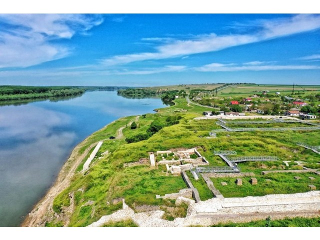 Cetatea Capidava a reintrat în circuitul turistic