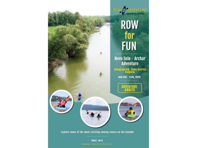 Dăm startul verii active la padele pe apele curgătoare ale Dunării!
