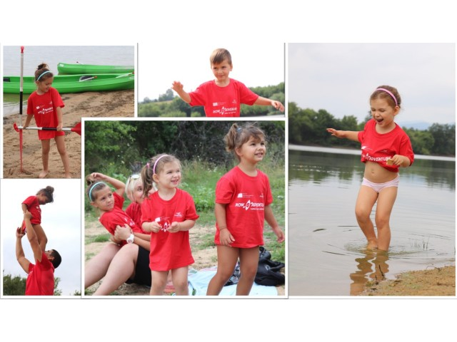 Rowing adventures for families