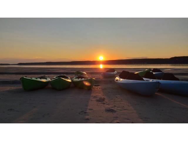 Rowing Adventure in CBC area - 7 zile în caiace, departe de poluarea și aglomerarea urbană