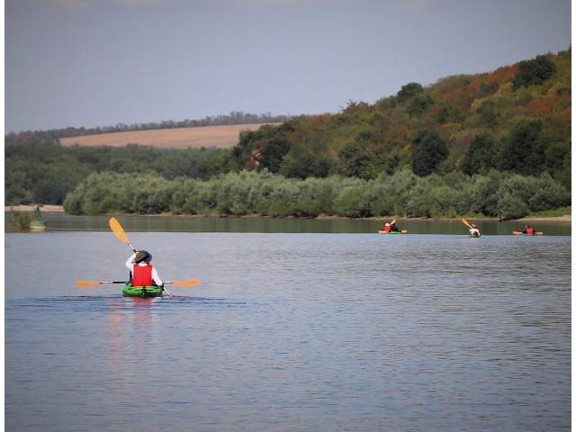 Rowing Adventure in CBC area | Expediție în aval pe apele frumos curgătoare ale Dunării
