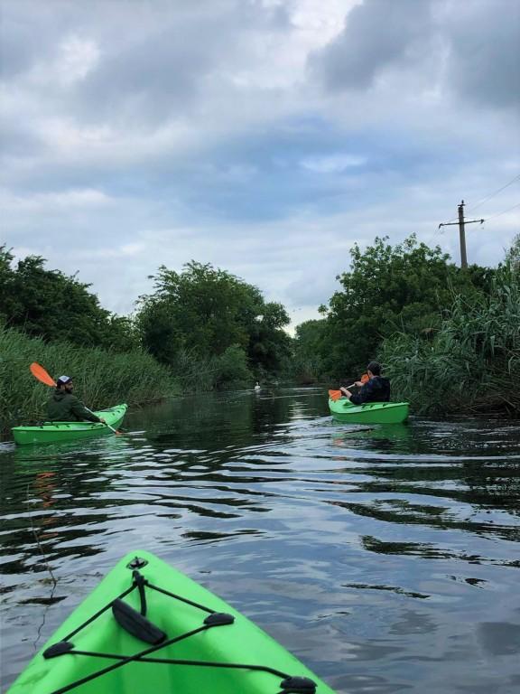 """Descoperă pachetele turistice """"Rowing Adventure in CBC area""""!"""