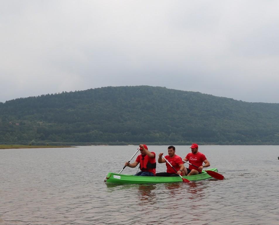 Family Adventures on Rabisha & Dabravka lakes