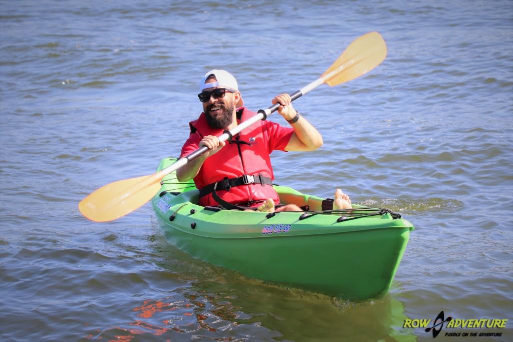 ROW for FUN – Cerna Bay Adventure