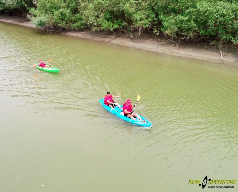 ROW for FUN - Danubian Adventure Călărași-Cernavodă