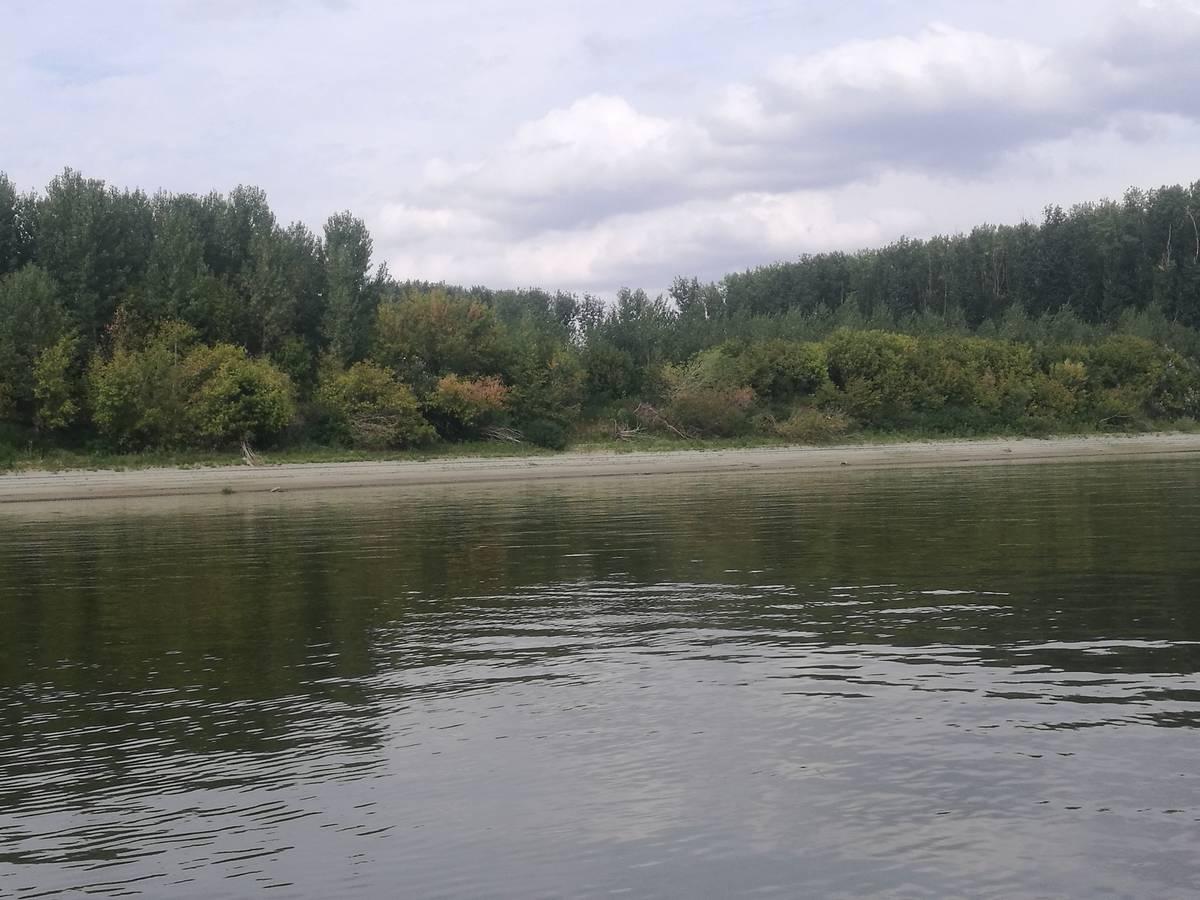 Traseu Calarasi - Giurgeni