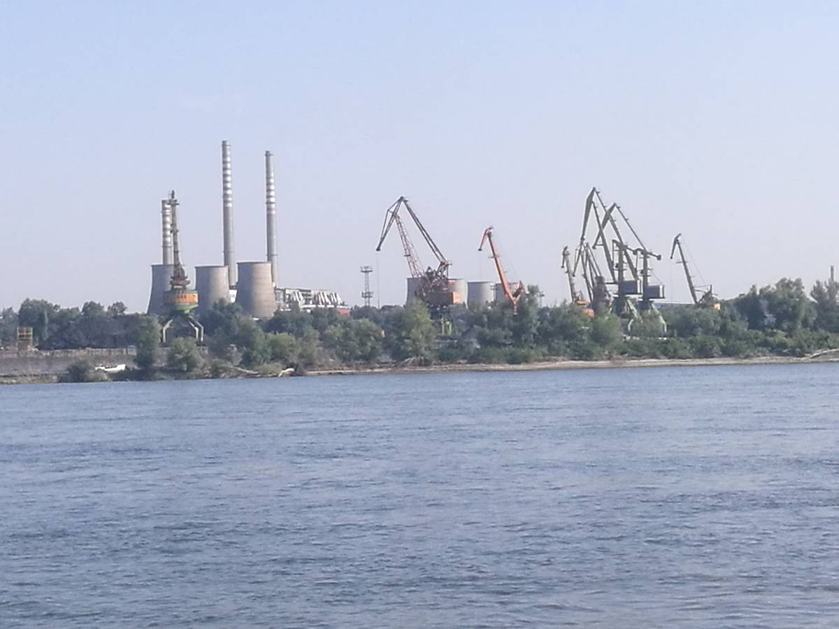 Traseu Ruse - Turtucaia